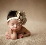 Charlotte Biesse photographer in Toronto. Baby portrait.