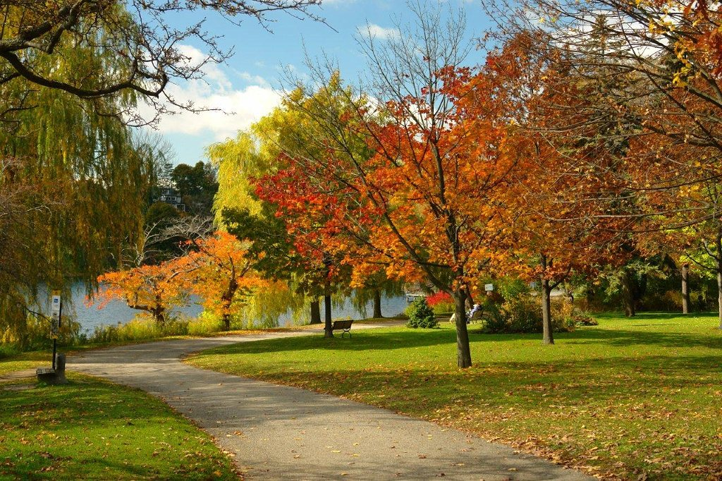 List of parks in Toronto
