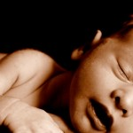Photographer in Toronto Valter Mendes baby portrait