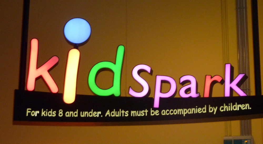 Kid friendly Kid Spark