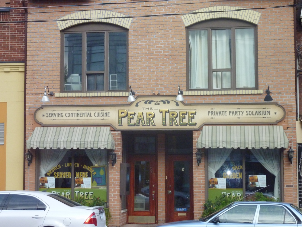 The Pear Tree Exterior