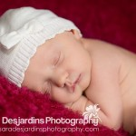 Photographer in Toronto Sara Desjardins baby portrait