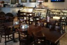 Brunchworks interior, family-friendly food,