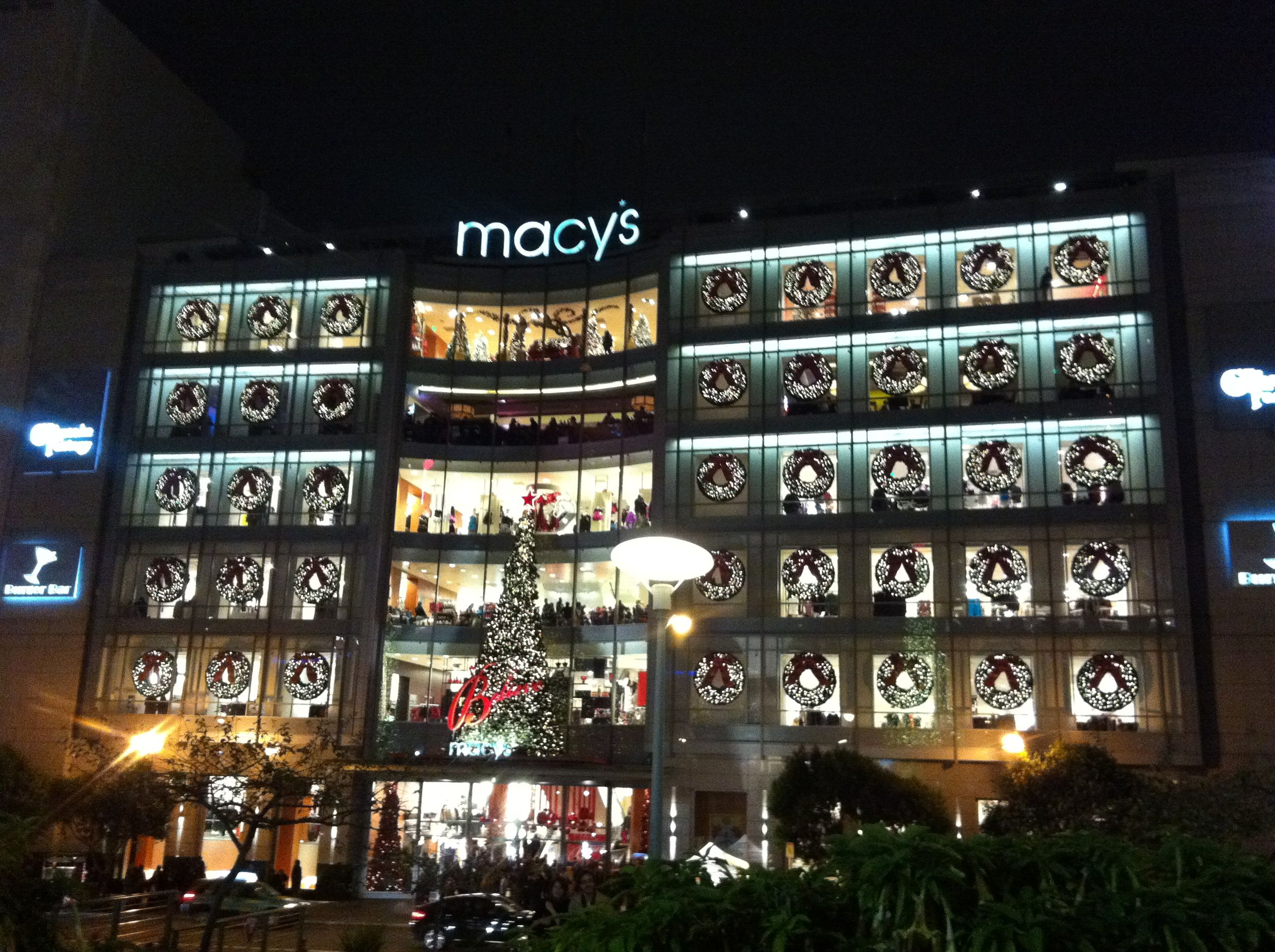 Macy&#039;s San Francisco