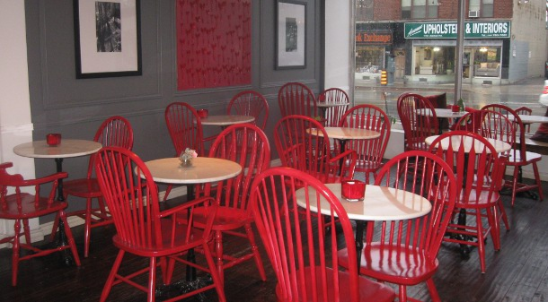 best cafes in Toronto, cafe st. germain, Mediterranean cafe
