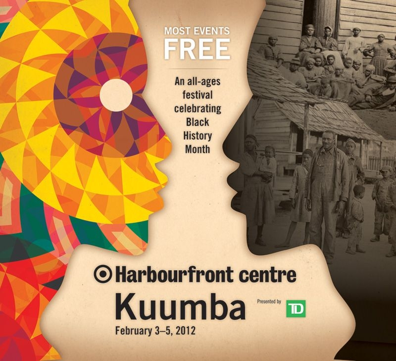 Harbourfront centre Kuumba Flyer