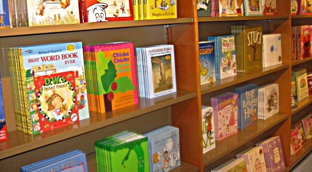 Children&#039;s bookstore in Toronto
