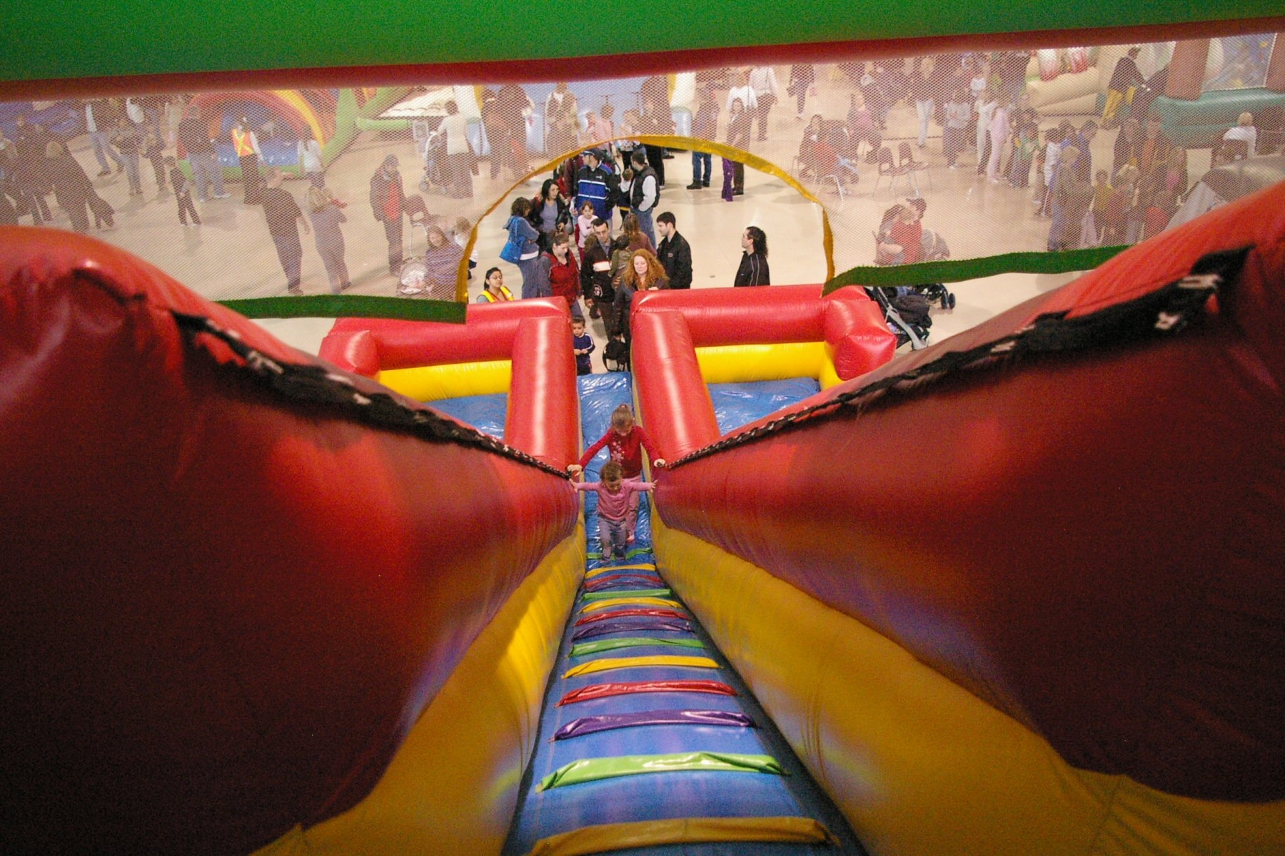Kids Fest Slide