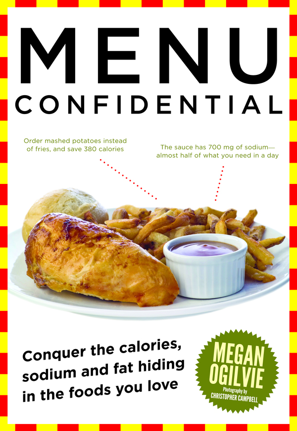 Menu Confidential1