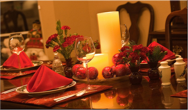 Dinner Party by Jill Clardy on Flickr