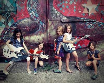 summer music camp, girls rock camp toronto
