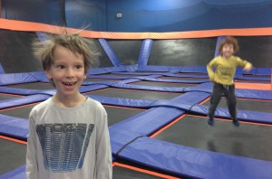 what to do in toronto sky zone trampoline