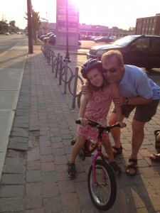 family fitness toronto cycling