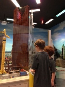 what to do in toronto Lego2