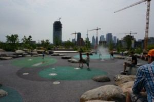 kid-friendly toronto corktown common