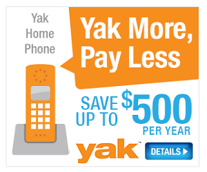 phone bill yak sponsored