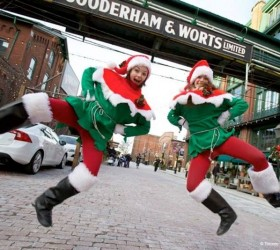 where to shop in toronto christmas market elves