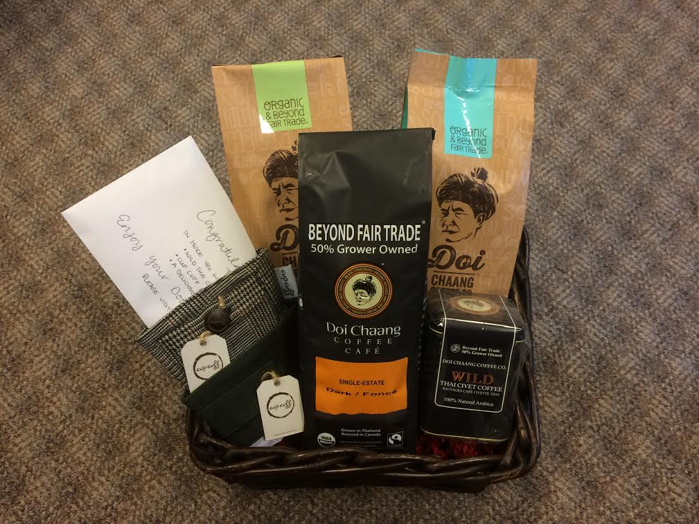 doi chaang giveaway coffee