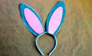 easter crafts bunny ears