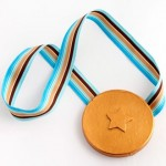 Father's Day Gold Medal