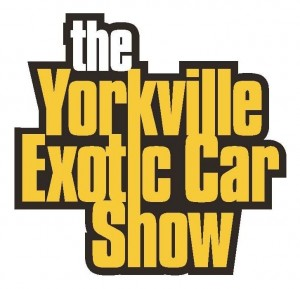 yorkville exotic car show