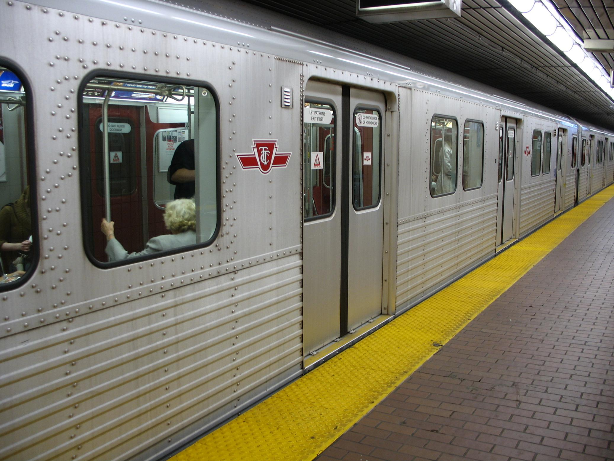 kid friendly toronto ttc tips
