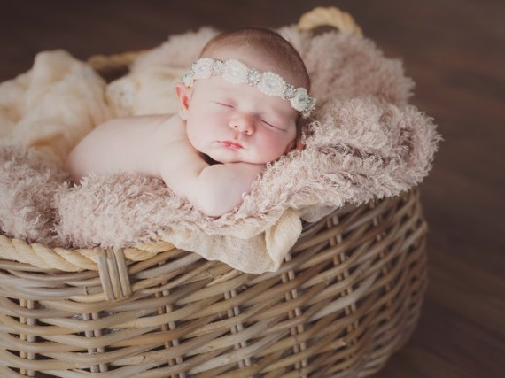 Newborn Girl Photography Toronto
