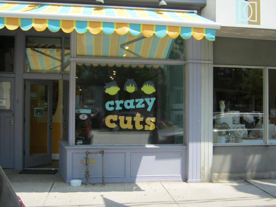 Best Kids Haircuts and Barbers in Toronto: Crazy Cuts