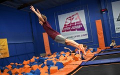 sky zone foam zome