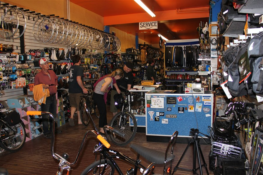 Best Family Bike Stores in Toronto: West Side Cycle