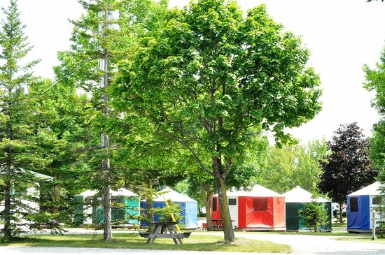 Toronto Family-friendly camping spots: Jellystone Camp Resort