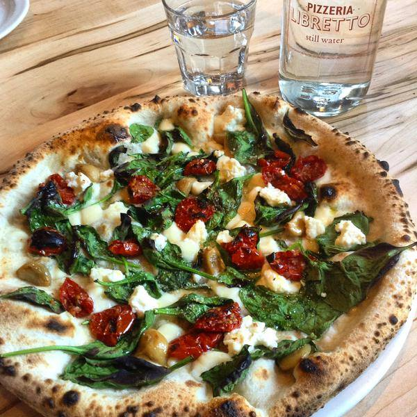 Kid-friendly Riverdale: Pizzeria Libretto