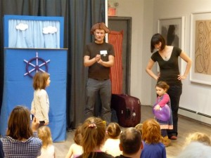 what to do in toronto puppet allsorts