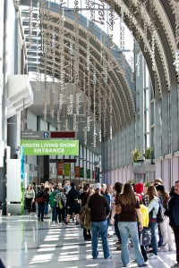what to do in toronto green living show