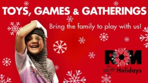 What to do in Toronto - ROM for the Holidays