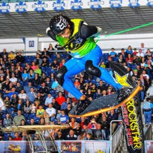 what to do in toronto boat show wakeboarder