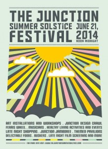 what to do in toronto junction summer solstice