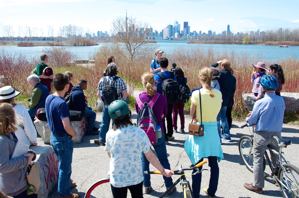Guided Hike at Tommy Thompson Park