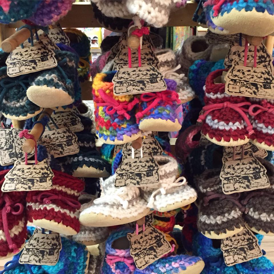 Slippers at Silly Goose Kids - Toronto's Best Toy Stores