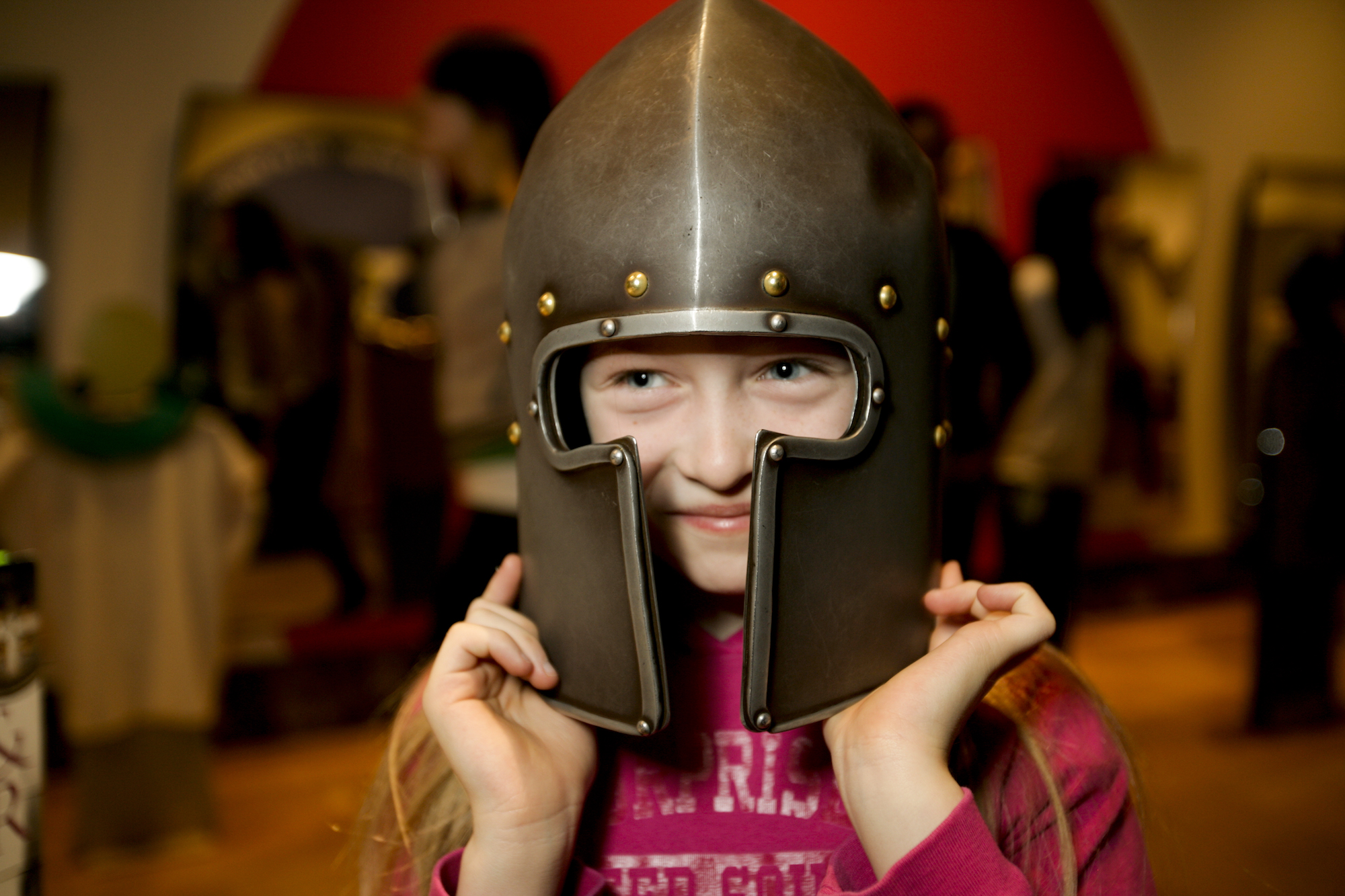 March break at the ROM