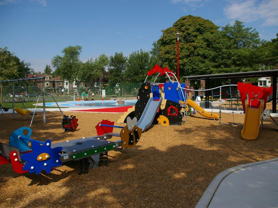 Kid-friendly Riverdale: Withrow Park